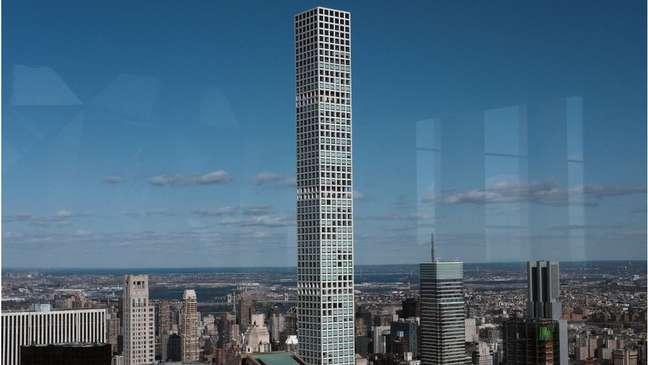 Moradores do 432 Park Avenue processaram incorporadores imobiliários por não resolverem cerca de 1,5 mil supostos defeitos no prédio