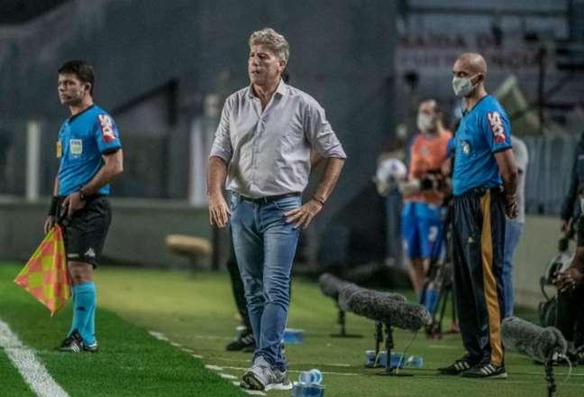 Renato Gaúcho poupou atletas de olho no duelo do meio de semana, pela Libertadores (Alexandre Vidal / Flamengo)