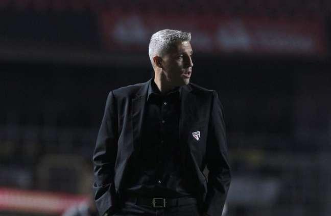 Crespo, treinador do São Paulo (Foto: Rubens Chiri/saopaulofc.net)