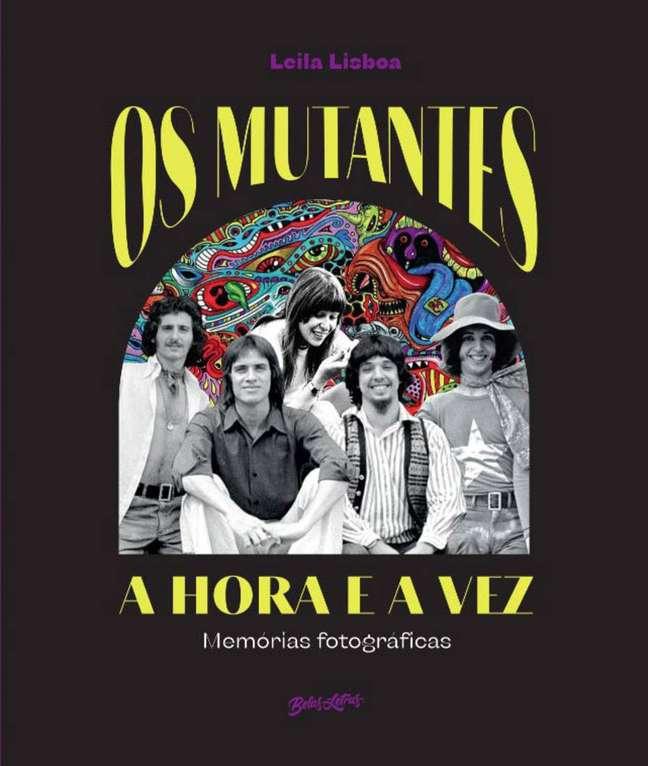 Livro de Leila Lisboa traz fotos históricas do grupo Os Mutantes