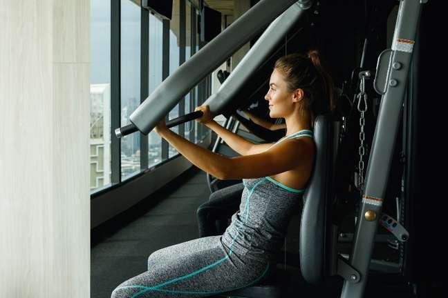 Músculos fortes – Foto: Shutterstock