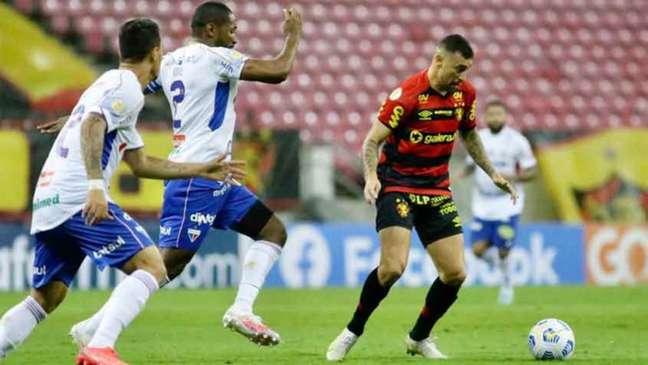 Foto: Anderson Stevens / Sport Recife