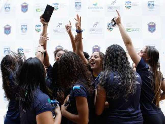ABDA feminina garante título na Arena ABDA (Foto: Luisa Moraes)