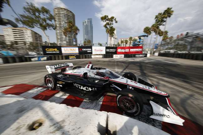 Josef Newgarden terminou com o vice da Indy em 2021