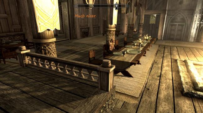 Relighting Skyrim mod