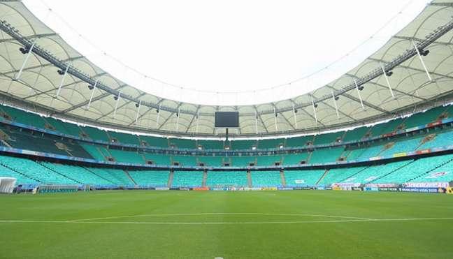 Arena Fonte Nova (Rodrigo Coca/Ag, Corinthians)