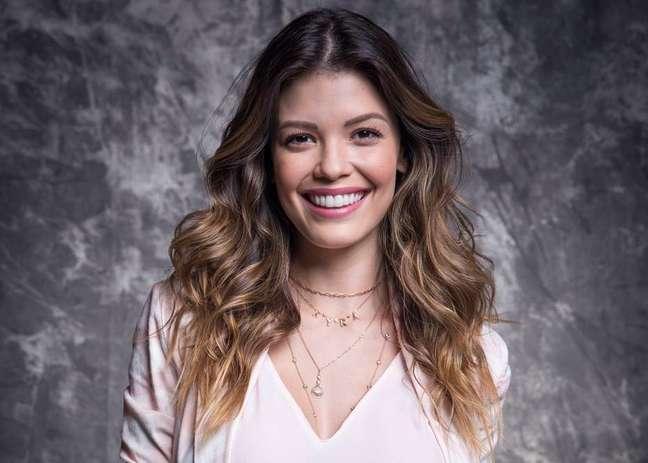 Vitória StradainterpretouKyra, uma das protagonistas da novela'Salve-se Quem Puder', da Globo.