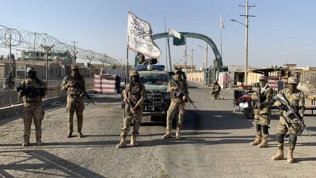 O Talebã assumiu o controle de Cabul em 15 de agosto