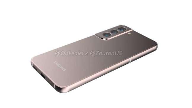 Suposto Samsung Galaxy S22