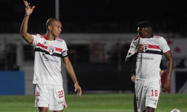 São Paulo tem duelos contra times diretos no Brasileirão (Foto: Rubens Chiri / saopaulofc.net)