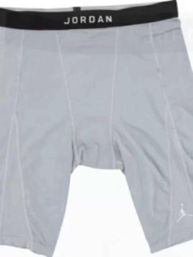 Cueca boxer de Michael Jordan (Foto: Reprodução)
