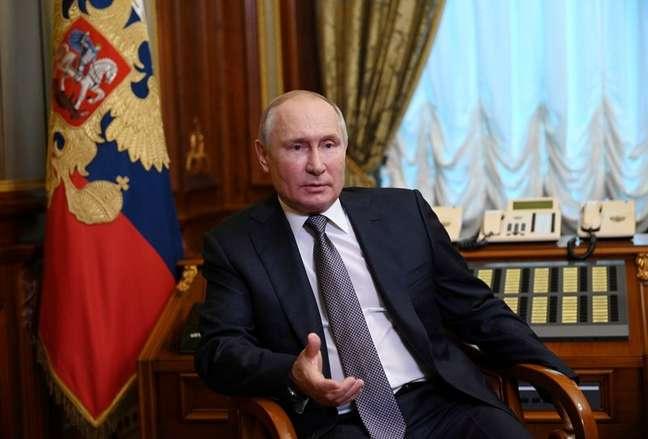 13/07/2021 Sputnik/Alexei Nikolskyi/Kremlin via REUTERS