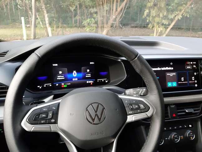 Volkswagen Taos Comfortline 250 TSI.