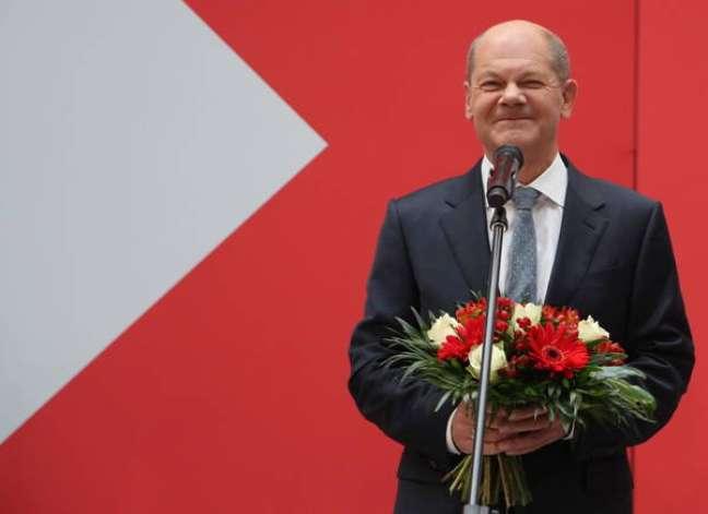 O vice-chanceler da Alemanha, Olaf Scholz, abrirá negociações para formar governo