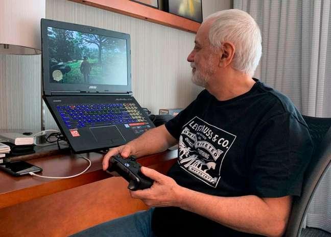 Claudio é fundador da Quoted que já prestou serviços para a EA do Brasil