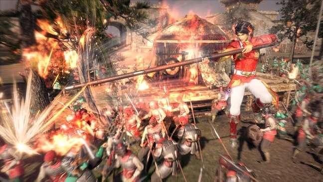 Dynasty Warriors 9: Empires será exibido na TGS 2021