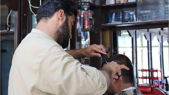 Cenas como essa não devem mais ser vistas no Afeganistão com as novas regras impostas pelo Talebã