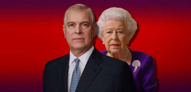 O príncipe Andrew virou uma dor de cabeça para a rainha Elizabeth