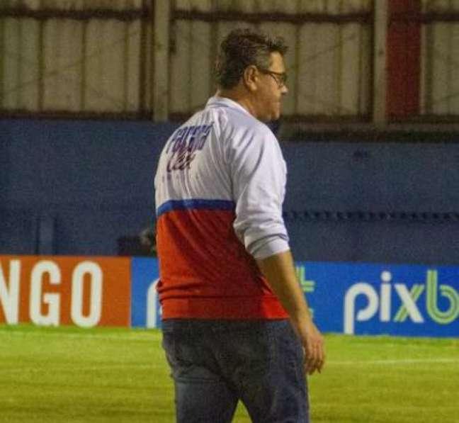 Jorge Ferreira espera ser efetivado no Paraná (Rodrigo Sanches/Paraná)