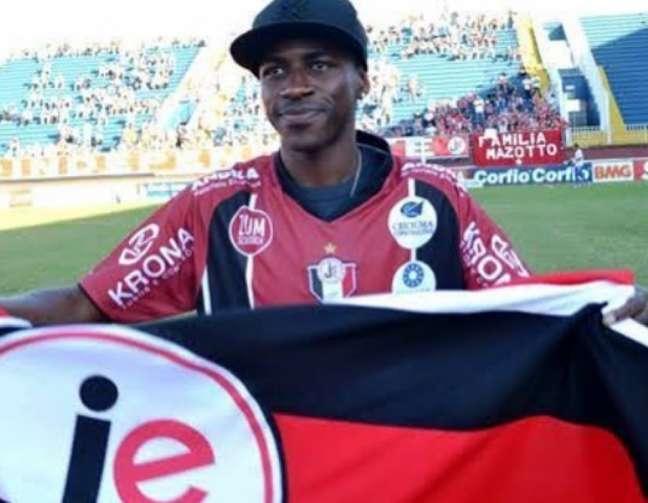 Ramires é cria da base do Joinville (Foto: Reprodução/Instagram)