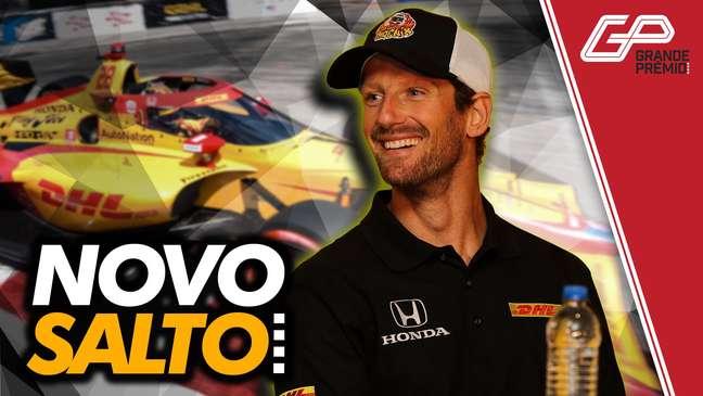 GP às 10 fala sobre Romain Grosjean