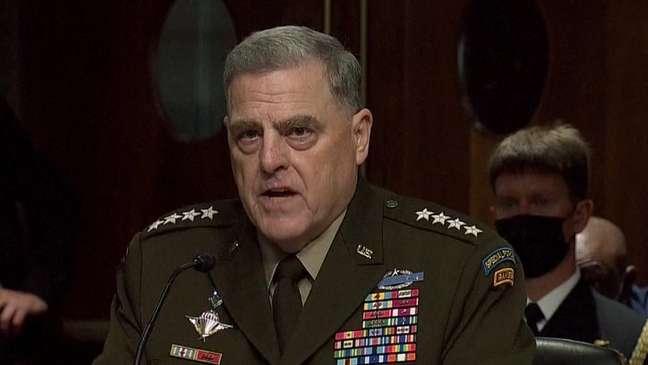 Conselheiro do presidente Joe Biden, o general Mark Milley afirmou que 'aspirações' da Al-Qaeda ou ISIS de atacarem os EUA são 'possibilidade muito real'