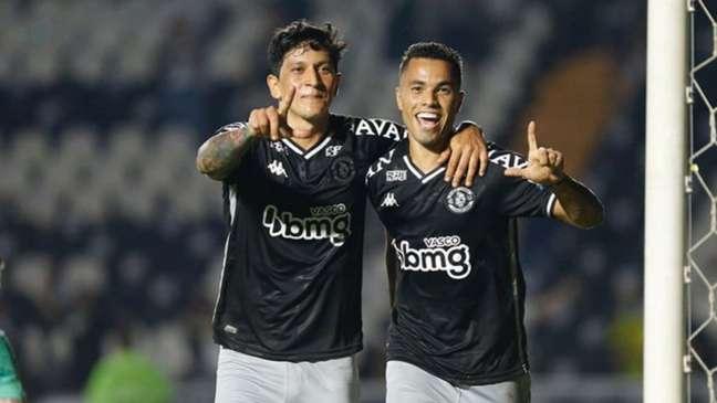 Vasco bateu o Goiás em São Januário por 2 a 0 (Foto: Rafael Ribeiro/Vasco)
