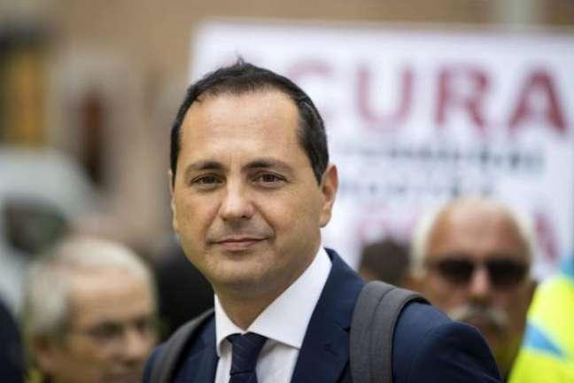Marco Siclari, do Força Itália, pegou 5 anos e 4 meses de prisão
