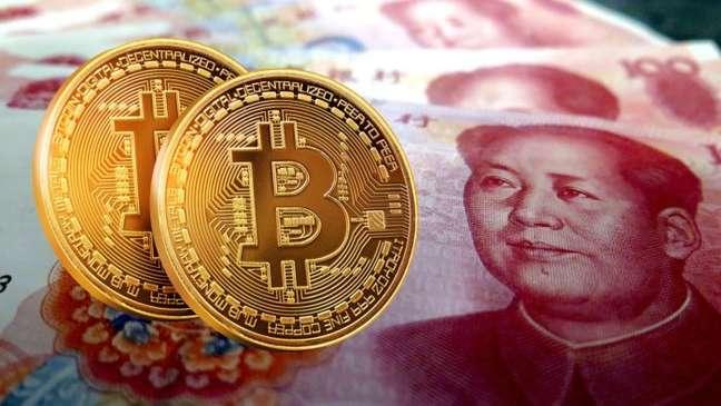 China vem tomando medidas contra bitcoin e outras criptomoedas