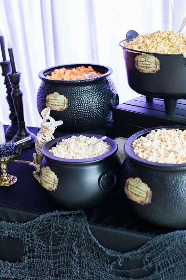 36. Os doces para festa de halloween são indispensáveis. – Por: Art My Ideas