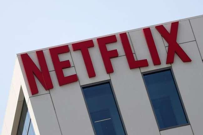 Logotipo do Netflix na frente aos seus escritórios em Hollywood, Los Angeles. 16/7/2018. REUTERS/Lucy Nicholson