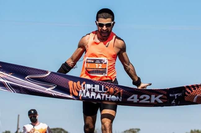 Edição 2021 da Uphill Marathon (Foto: Divulgação)