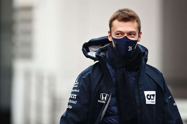 Daniil Kvyat se aproxima da Fórmula E