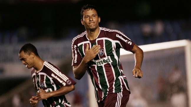 Washington 'Coração Valente' marcou época no Fluminense (Divulgação)
