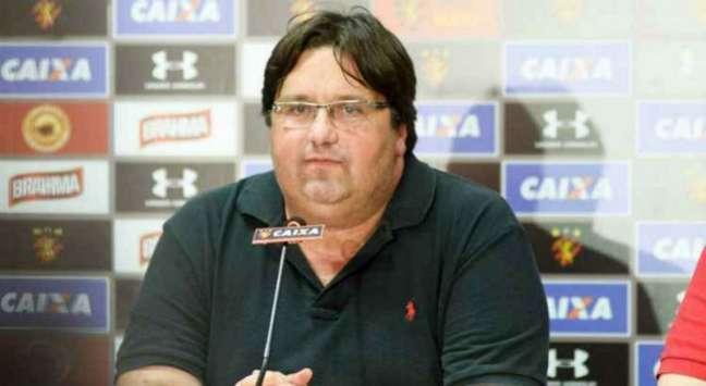 Nelo Campos deixa o Sport (Foto: Divulgação/Sport Clube do Recife)