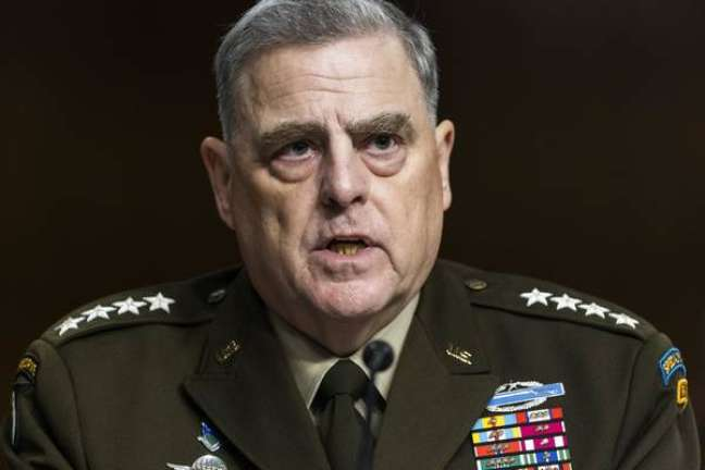 Mark Milley respondeu questionamentos sobre a retirada de tropas do Afeganistão