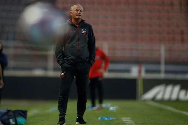 Mazola Júnior é o técnico do Ituano (Foto: Miguel Schincariol/Ituano)