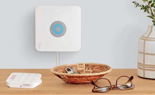 Ring Alarm deixa a casa mais segura - sem perder o estilo