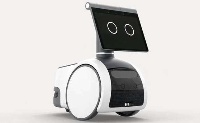 Astro, o robô com Alexa