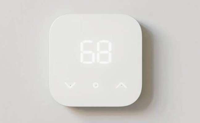 Com esse termostato, você não precisa nem de quadros na parede