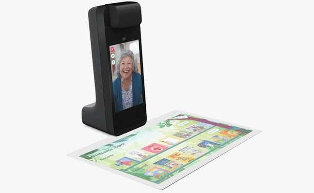 Videofone é o que você sempre sonhou para as crianças