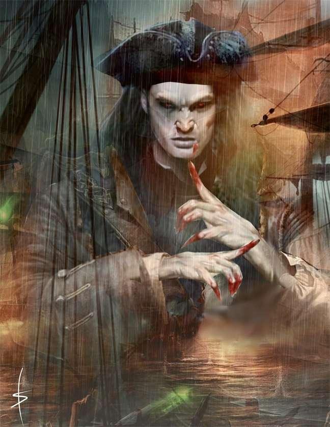 The Curse of BloodStone Isle