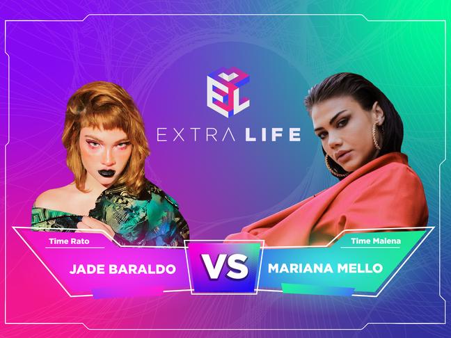 Extra Life: Jade Baraldo x Mariana Mello