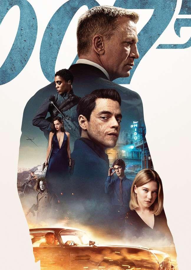 """007 - Sem Tempo para Morrer"""" é a principal estreia nos cinemas"""