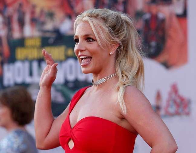 Britney Spears em Los Angeles 22/07/2019 REUTERS/Mario Anzuoni