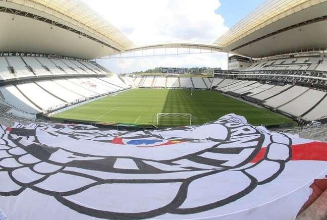 Neo Química Arena voltará a ter público na próxima terça-feira (Foto: Rodrigo Coca/Ag. Corinthians)