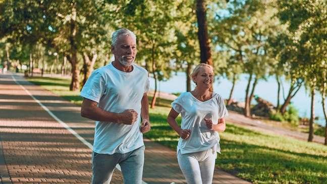 Músculos fortes garantem mais saúde