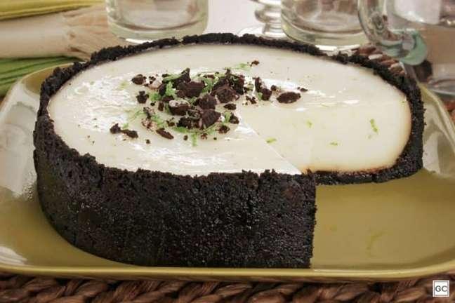 Guia da Cozinha - Torta de limão com Oreo®