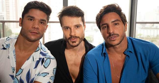 David Mascheti, Murilo Cunha e Lucas Mantellato: um é pouco, dois é bom... três é demais?