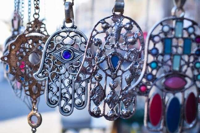 Esse é um símbolo da fé islâmica, também conhecido por